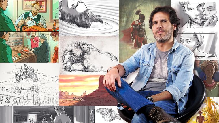 Domestika - Ilustración de Storyboards para Cine y Publicidad