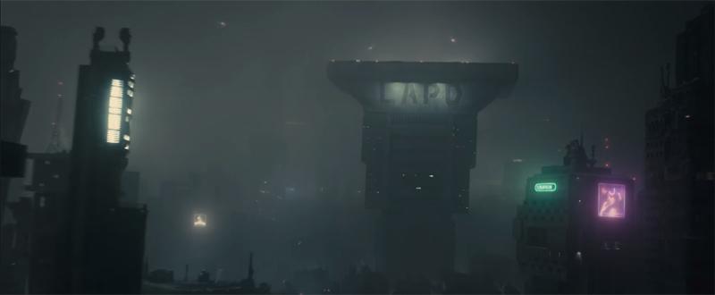 VES Awards Blade Runner 2049 LAPD Cuartel