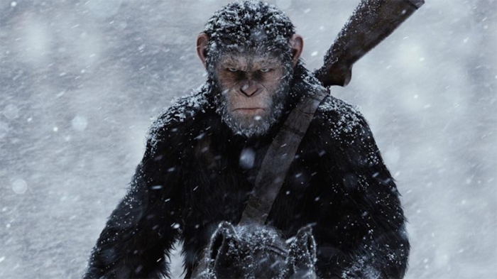 VES Awards War for the Planet of the Apes Caesar