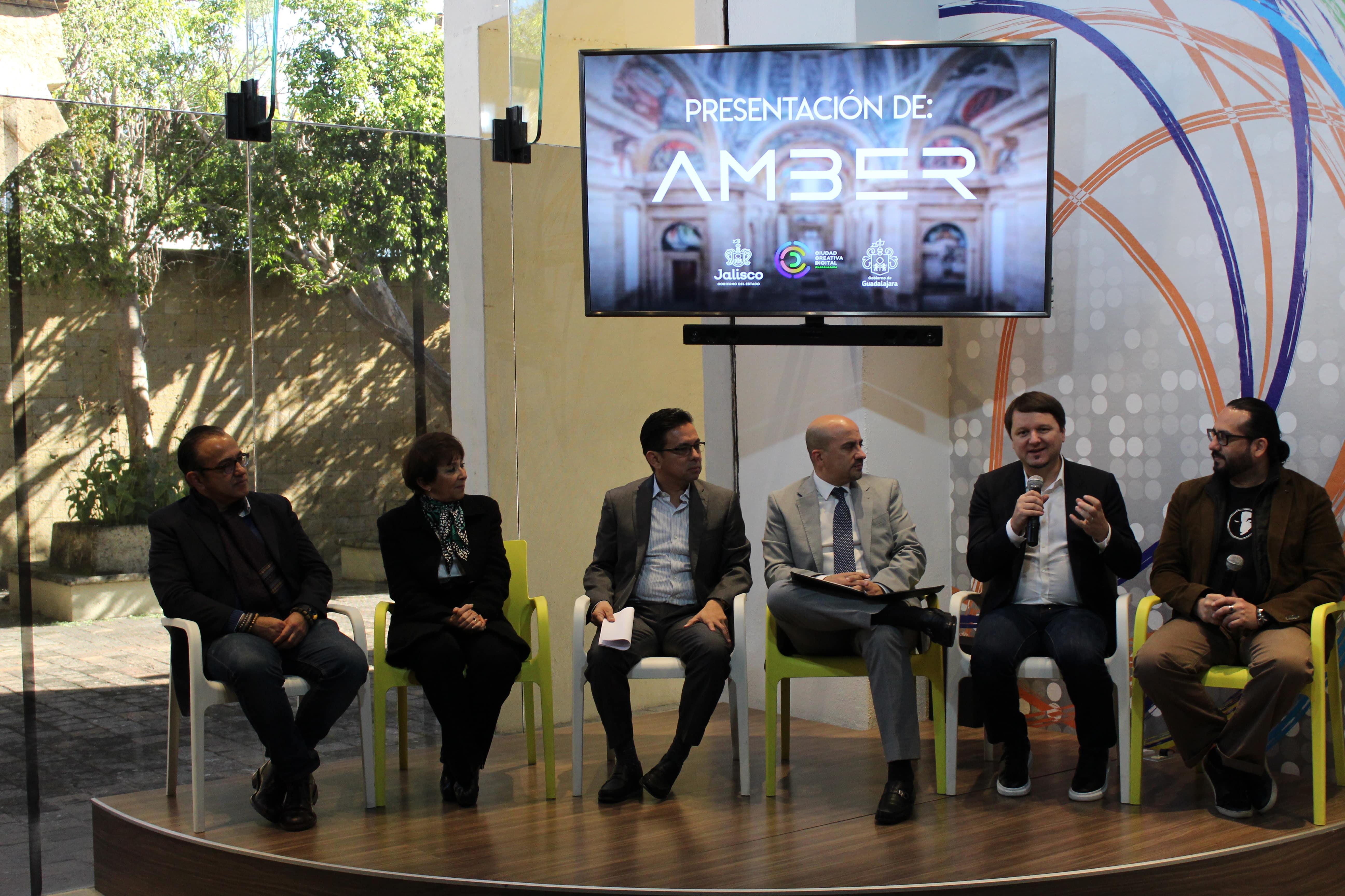 Amber inaugura oficinas en Guadalajara