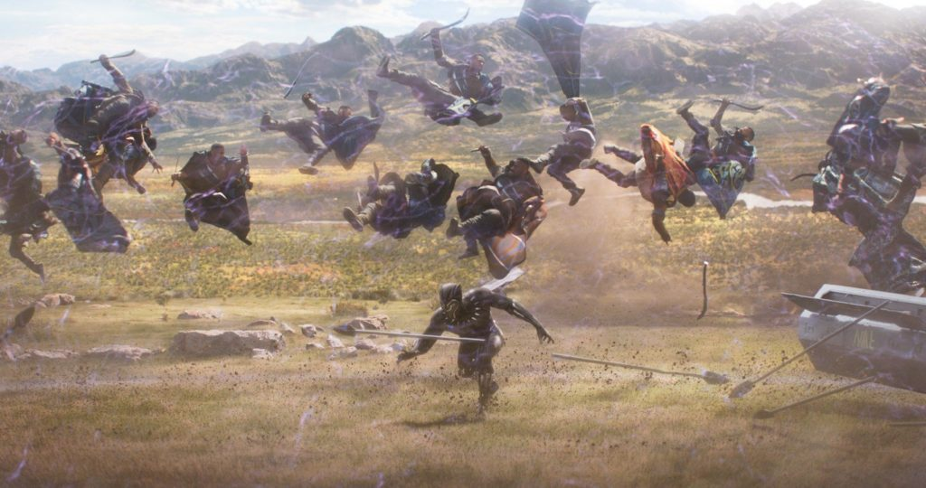 VFX en Black Panther