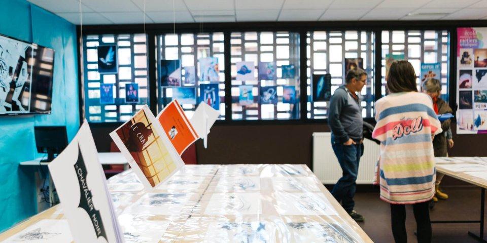 ESMA - École Supérieure des Métiers Artistiques
