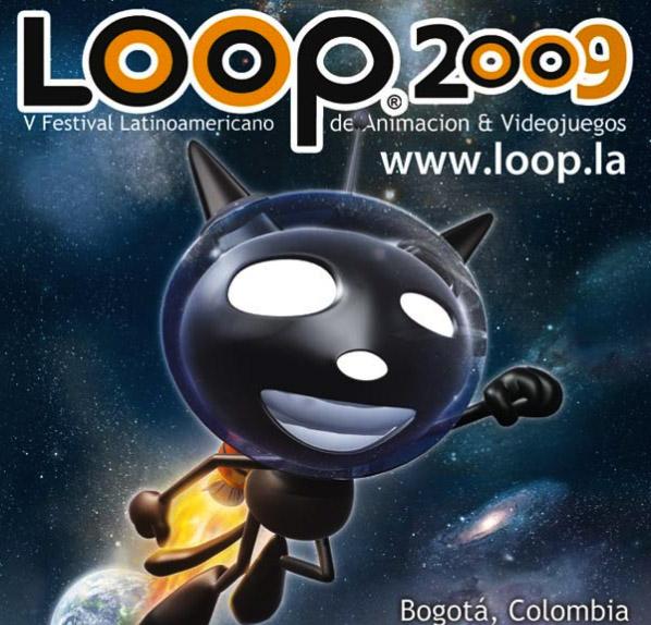 Festival Loop de animacion en Colombia