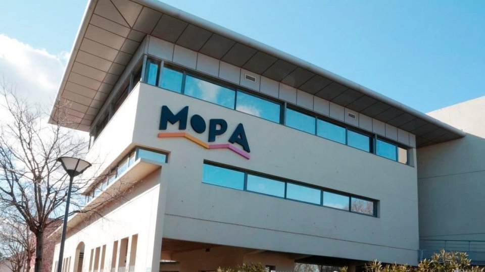 MOPA - Computer Graphics Animation School